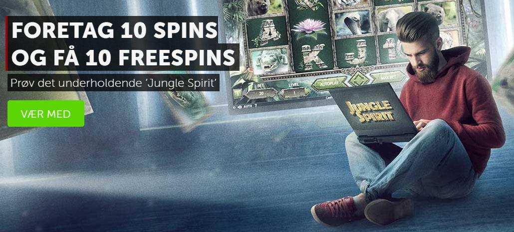 Online Casino: – Optjen free spins med Game of the Week